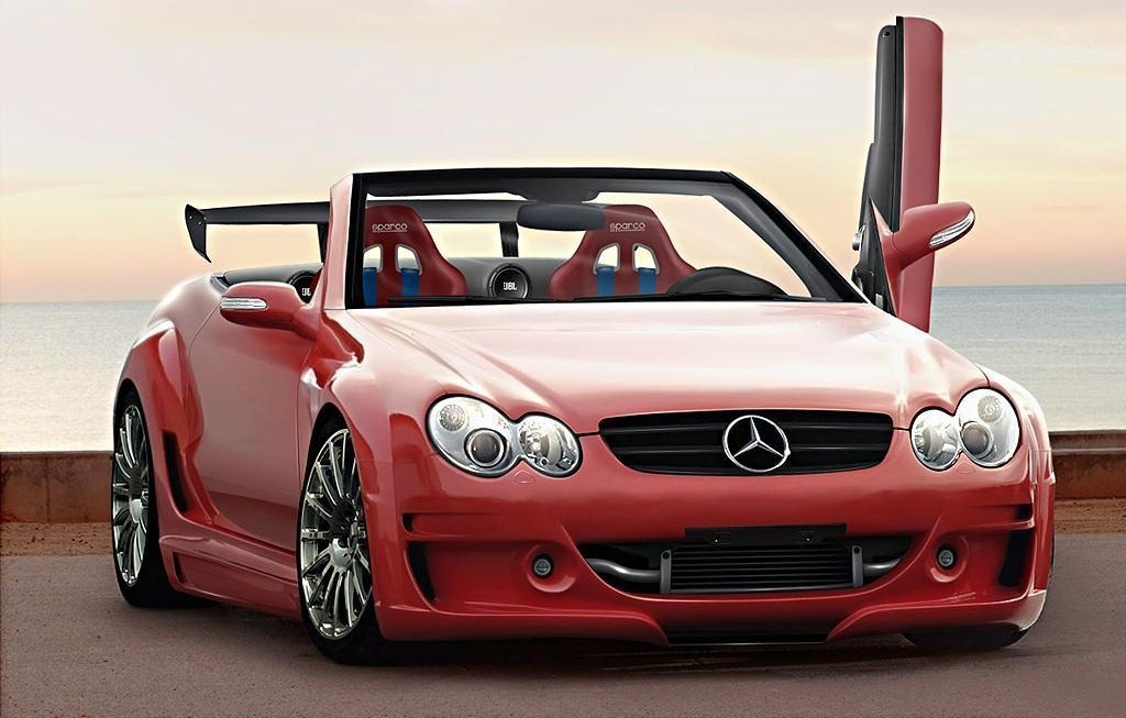 Mercedes-Benz CLK DTM AMG Cabriolet photo 07