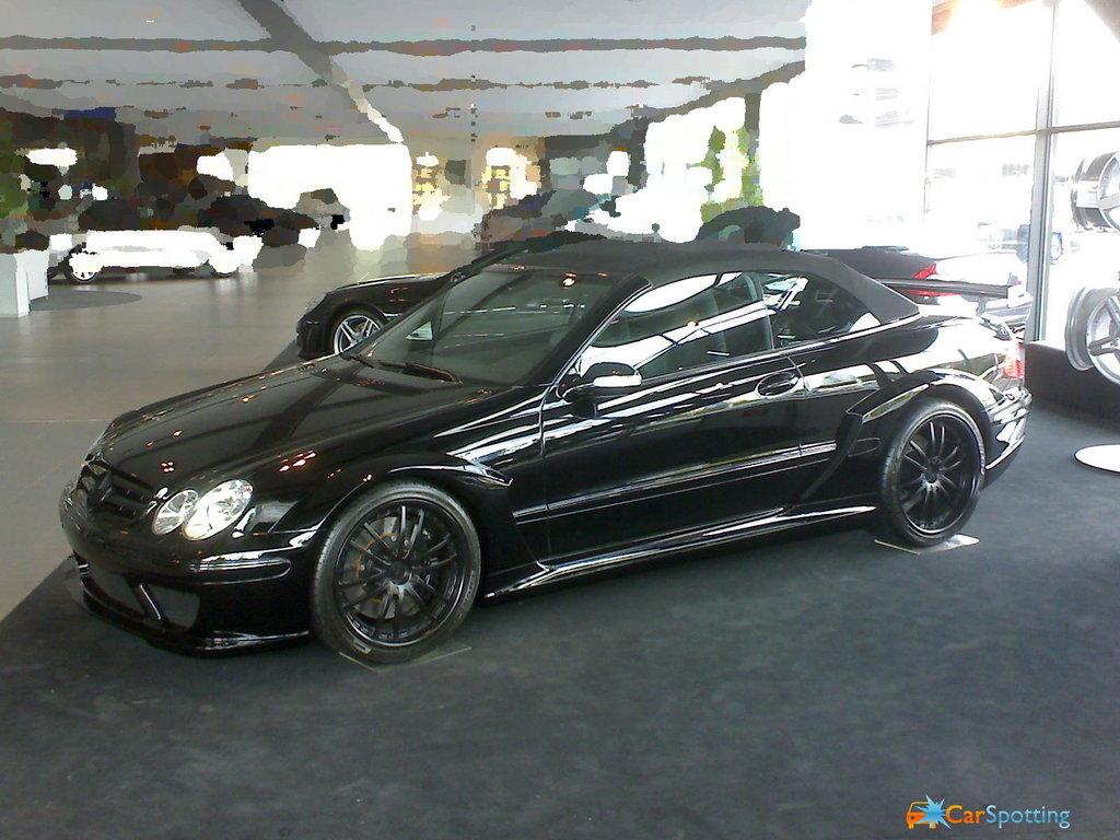 Mercedes benz clk dtm amg cabriolet technical details for Mercedes benz of annapolis parts