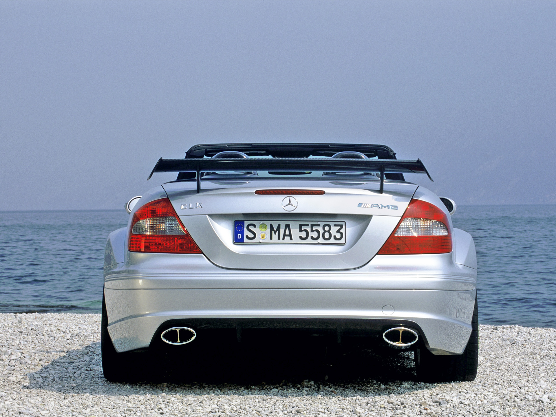 Mercedes-Benz CLK DTM AMG Cabriolet photo 09