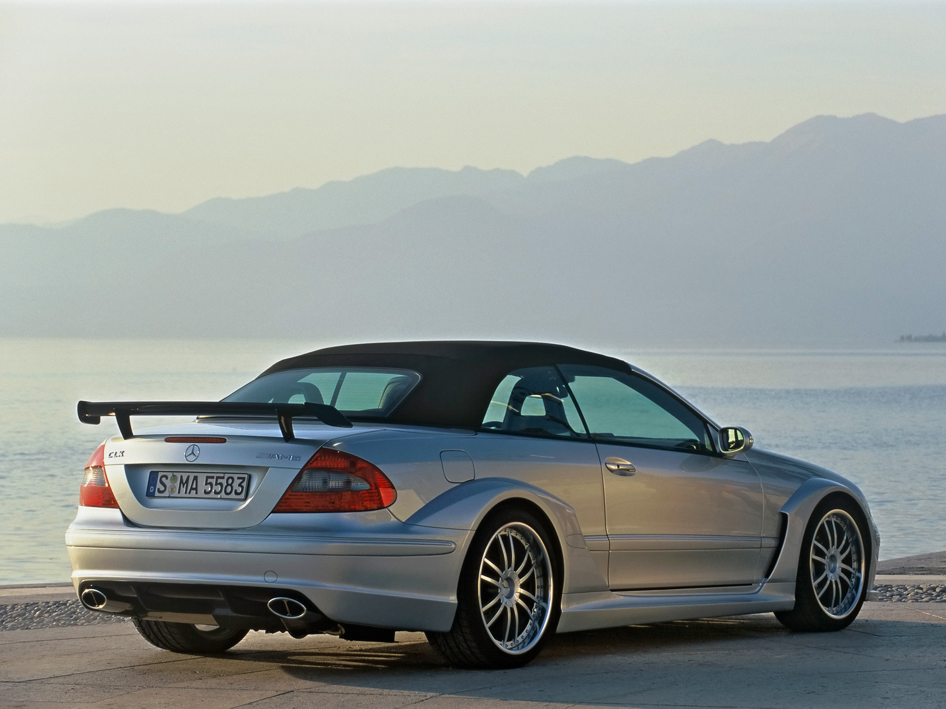 Mercedes-Benz CLK DTM AMG Cabriolet photo 10