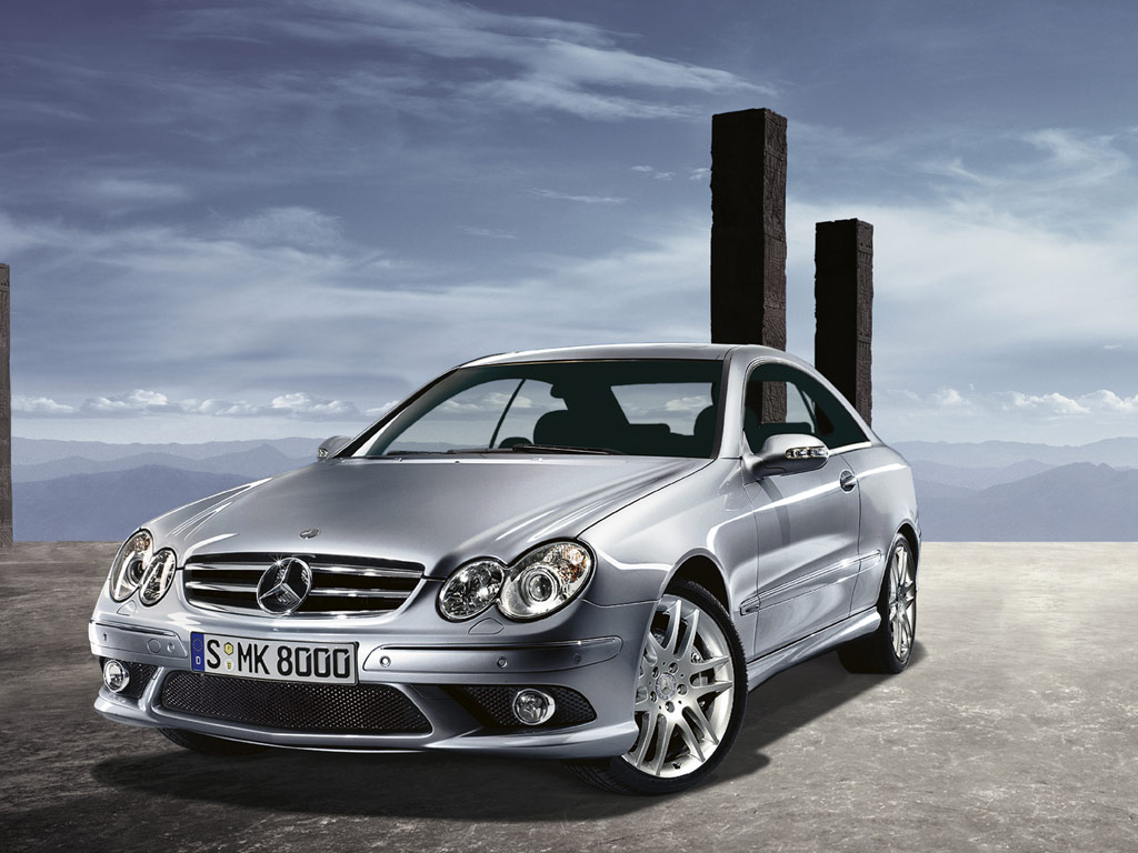 Mercedes-Benz CLK Sport Edition photo 01