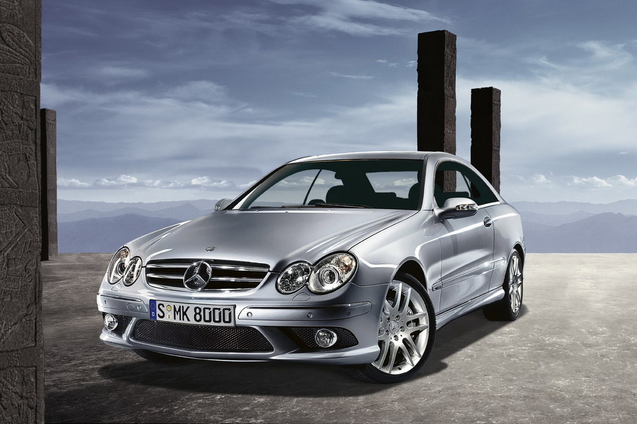 Mercedes-Benz CLK Sport Edition photo 03