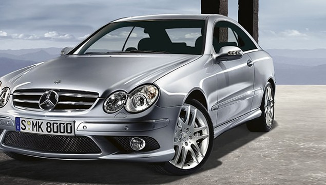 Mercedes-Benz CLK Sport Edition photo 05