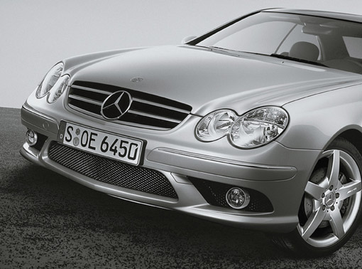 Mercedes-Benz CLK Sport Edition photo 07