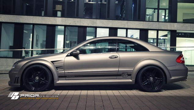 Mercedes-Benz CLK Sport Edition photo 10