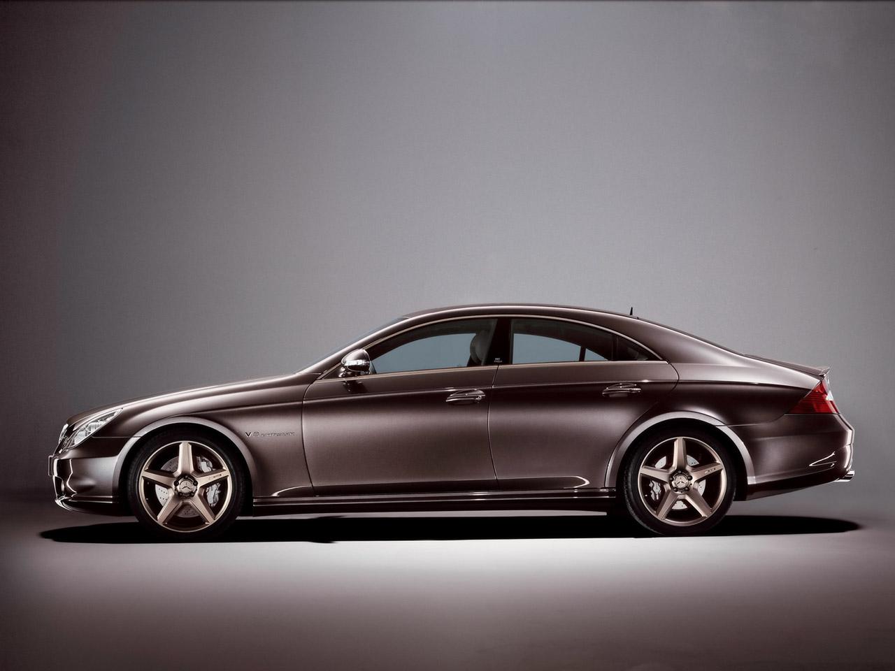Mercedes benz cls history photos on better parts ltd for Mercedes benz cls series