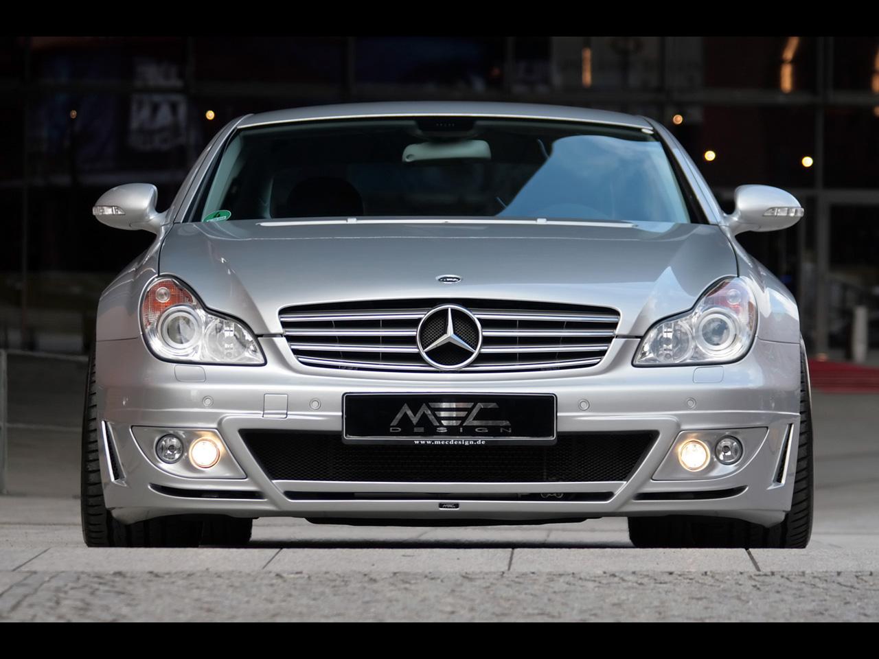 Mercedes benz cls photo 10