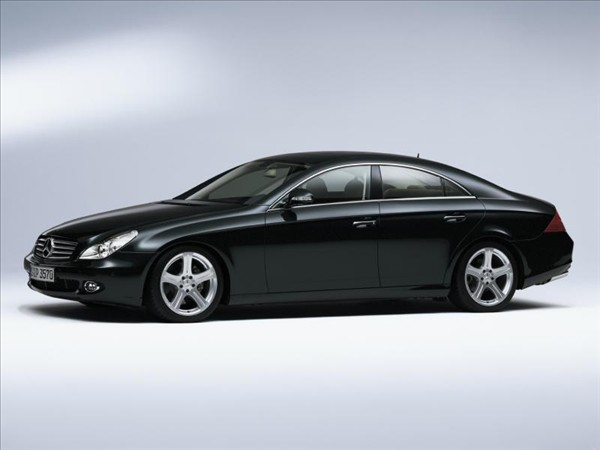 Mercedes-Benz CLS 280 photo 02