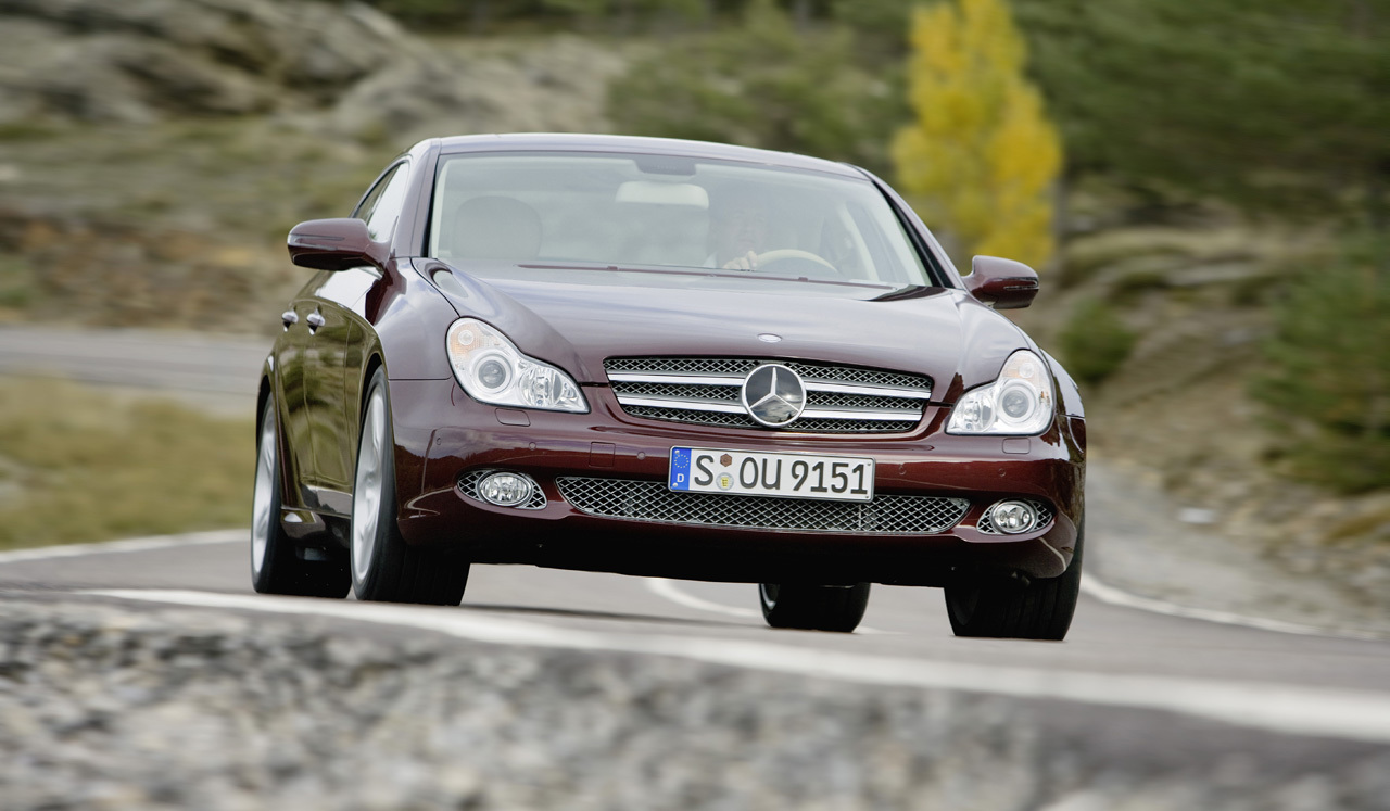 Mercedes-Benz CLS 280 photo 03