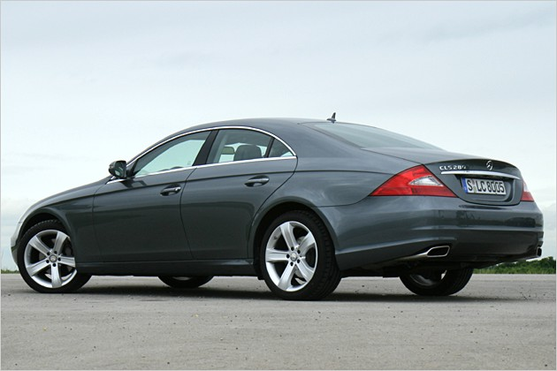 Mercedes-Benz CLS 280 photo 04