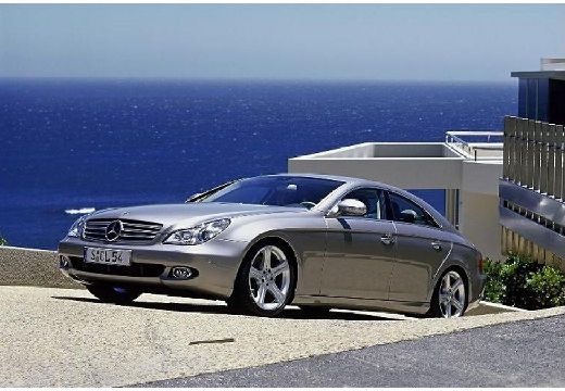 Mercedes-Benz CLS 280 photo 05