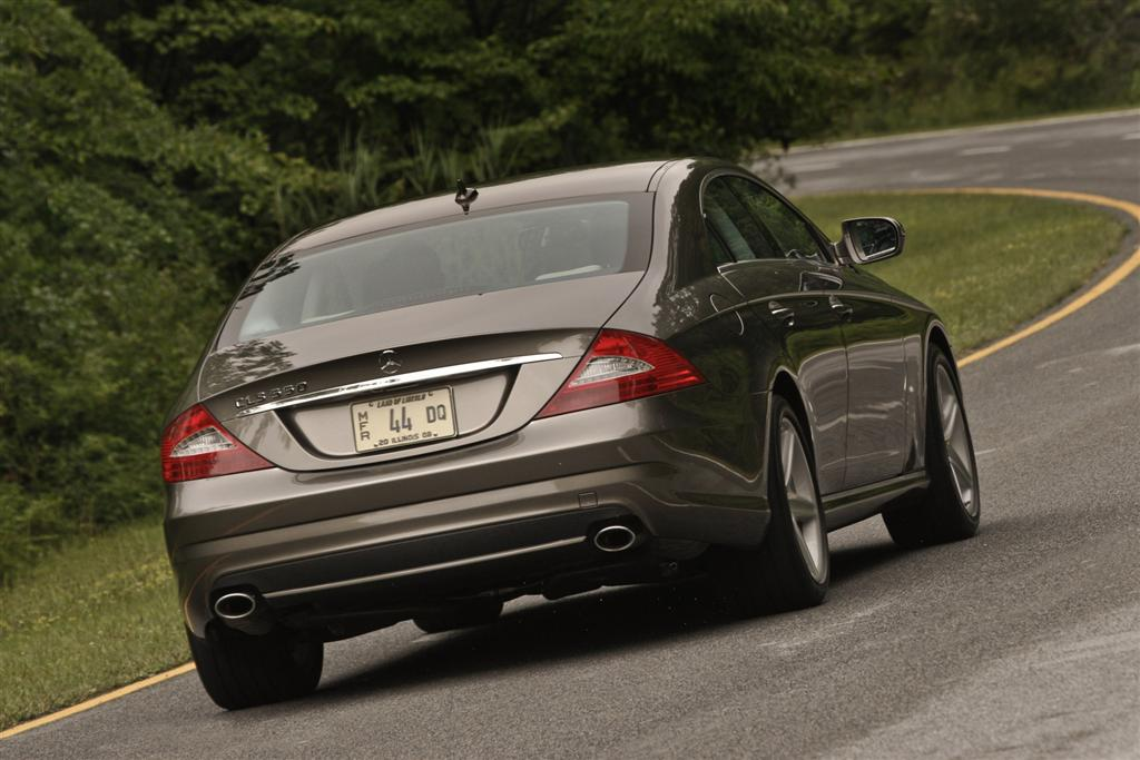 Mercedes-Benz CLS 280 photo 06