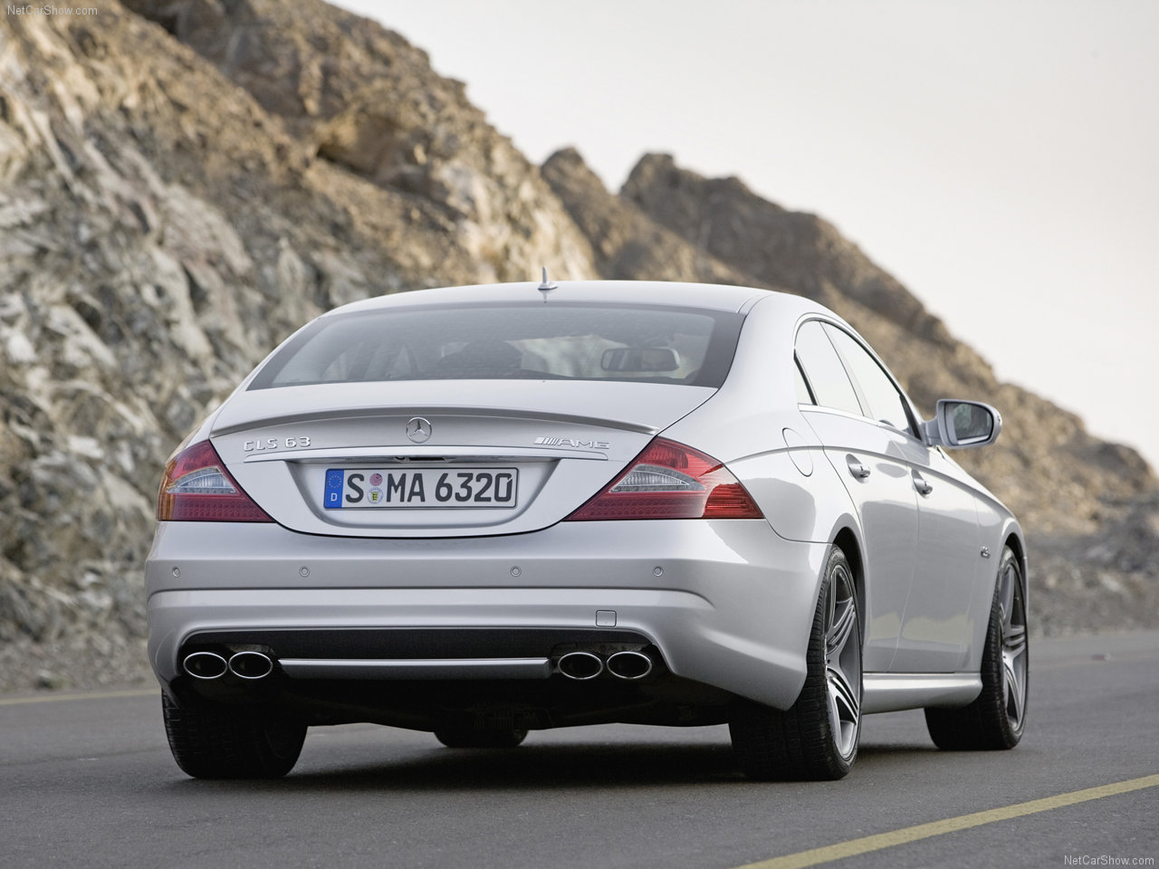 Mercedes-Benz CLS 280 photo 07