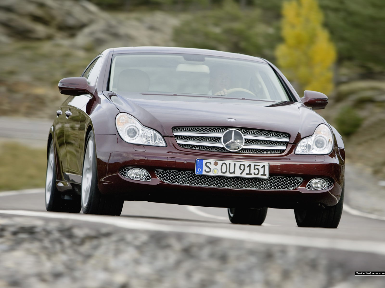 Mercedes-Benz CLS 280 photo 08