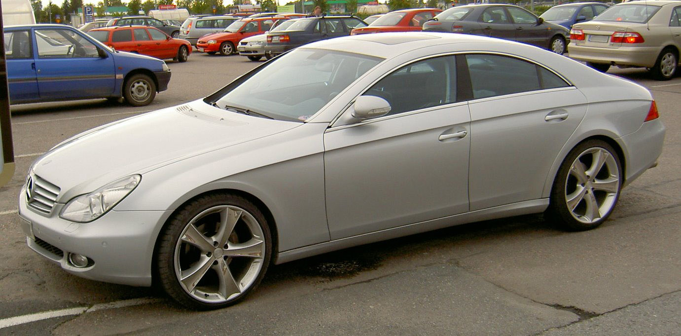 Mercedes-Benz CLS 320 photo 01
