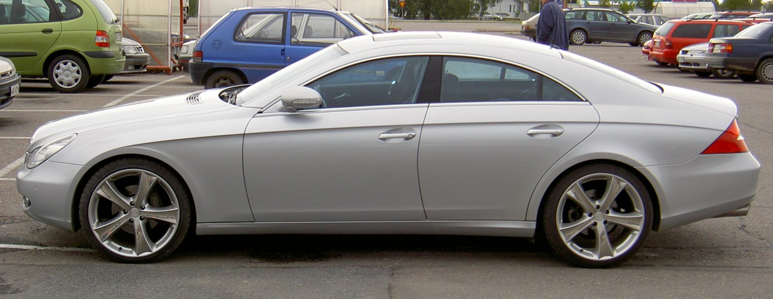 Mercedes-Benz CLS 320 photo 02