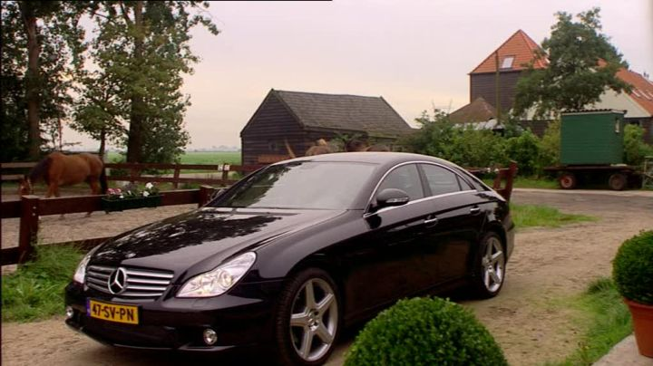Mercedes-Benz CLS 320 photo 03