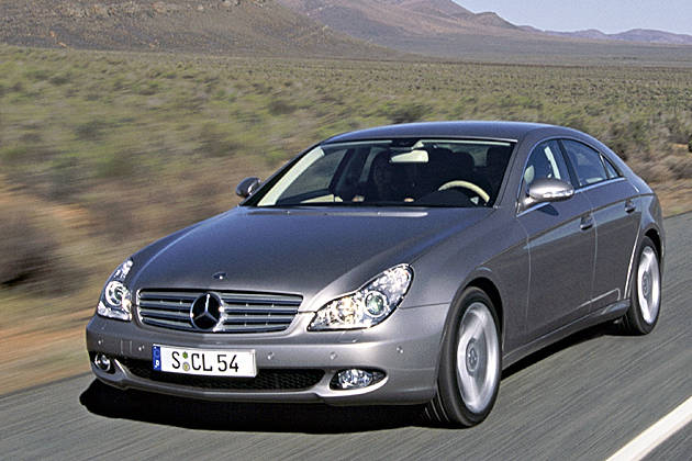Mercedes-Benz CLS 320 photo 04