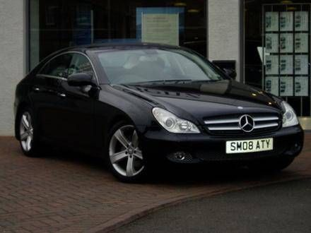 Mercedes-Benz CLS 320 photo 07