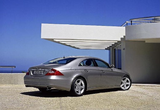 Mercedes-Benz CLS 320 photo 08