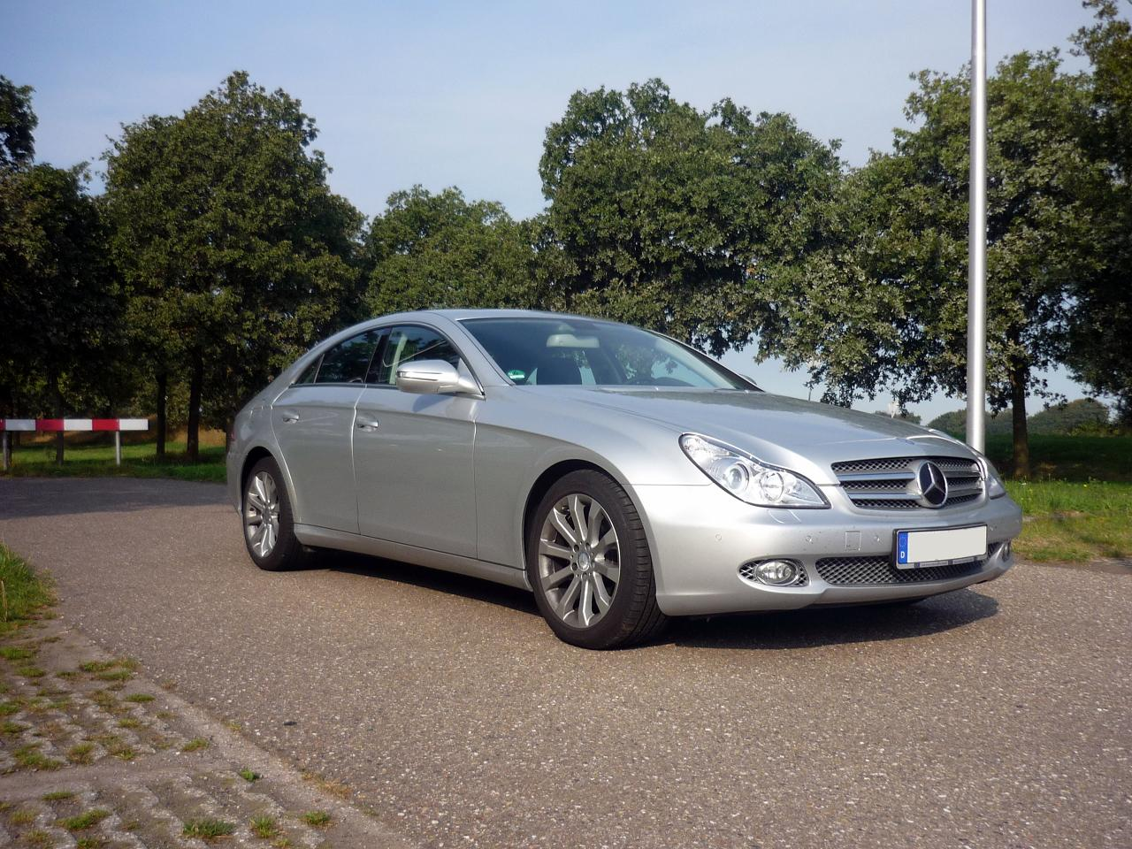 Mercedes-Benz CLS 320 photo 09
