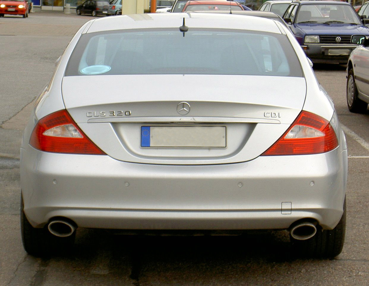 Mercedes-Benz CLS 320 photo 10
