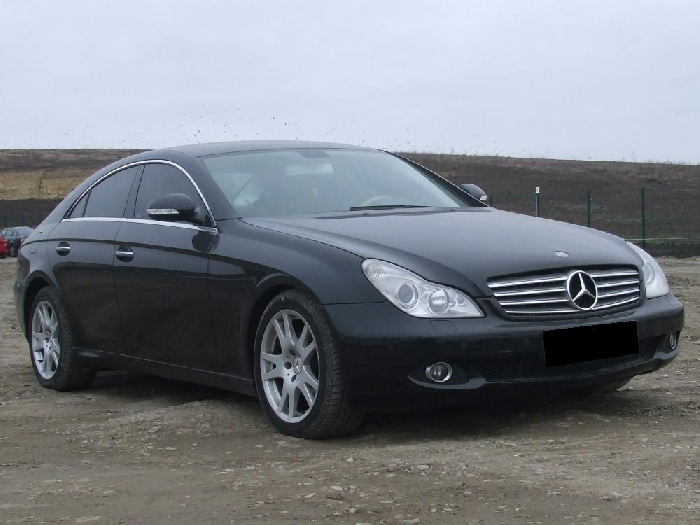 Mercedes-Benz CLS 320 photo 11