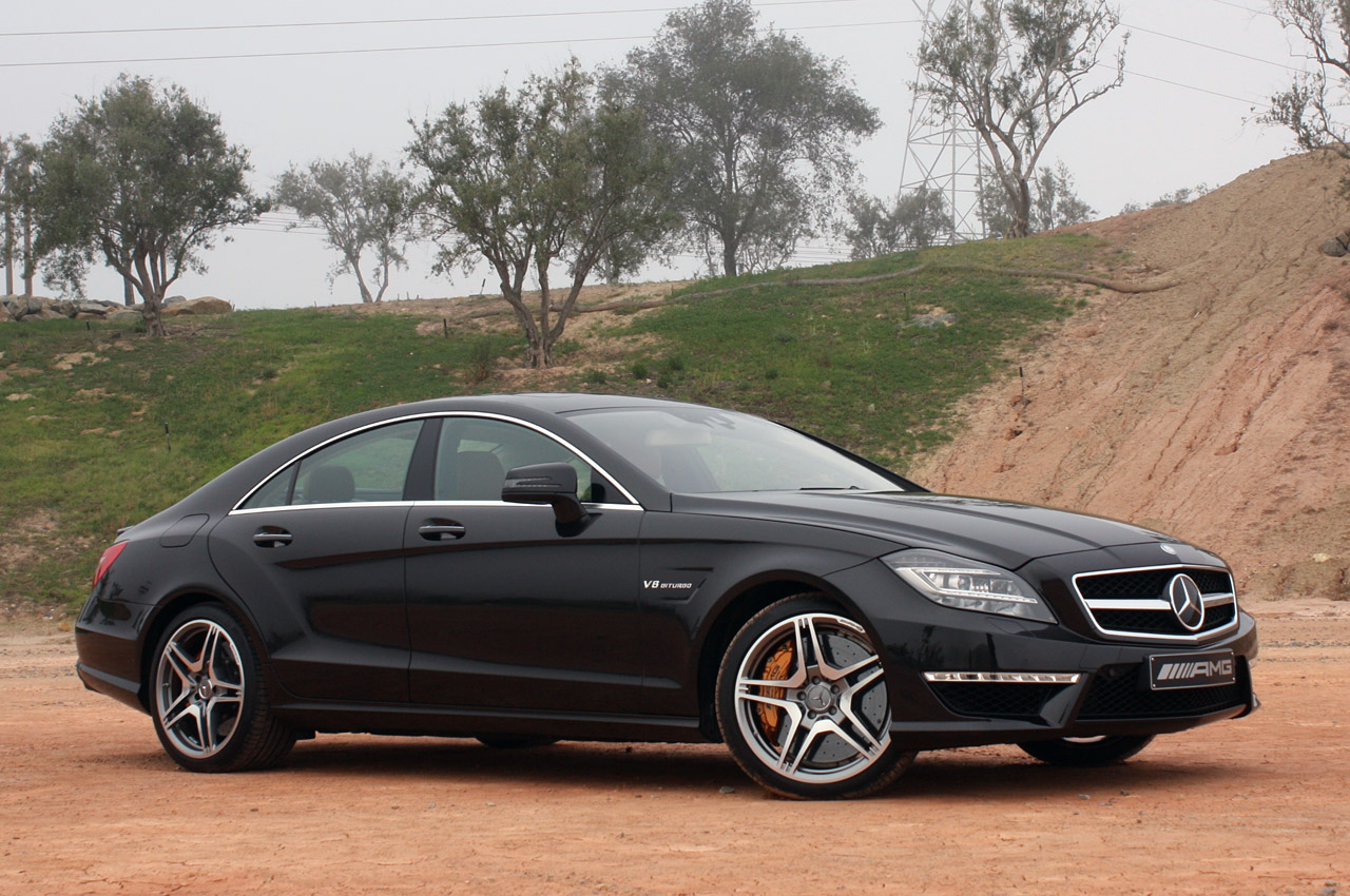 Mercedes benz cls 63 amg technical details history for Official mercedes benz parts