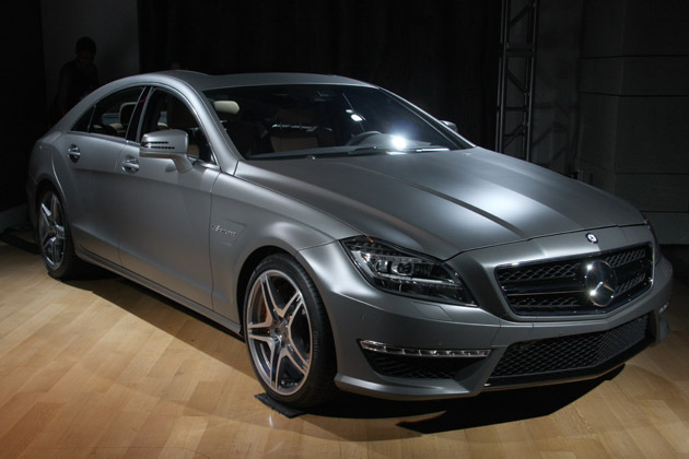 Mercedes-Benz CLS 63 AMG Performance Package photo 05