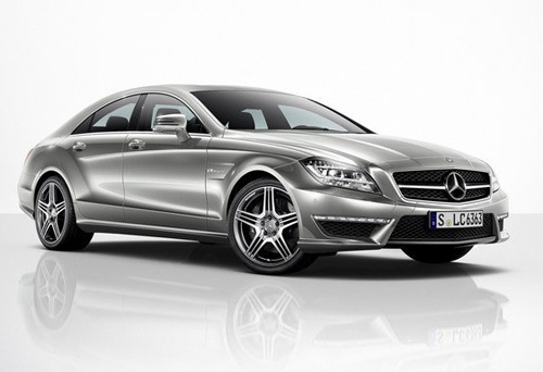 Mercedes-Benz CLS 63 AMG Performance Package photo 06