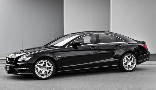 Mercedes-Benz CLS 63 AMG Performance Package photo 08