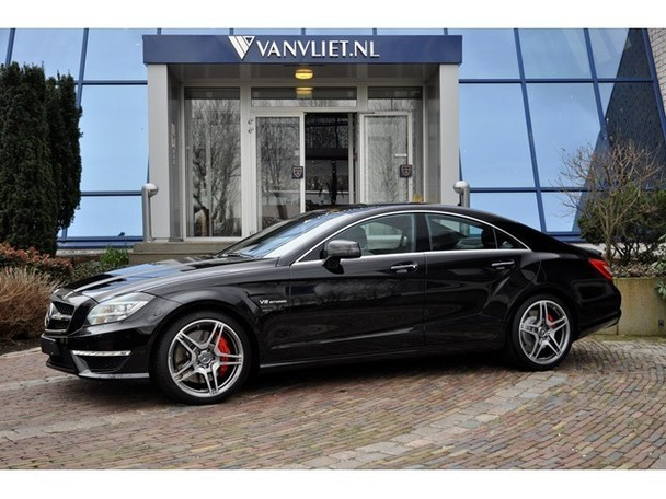 Mercedes-Benz CLS 63 AMG Performance Package photo 10