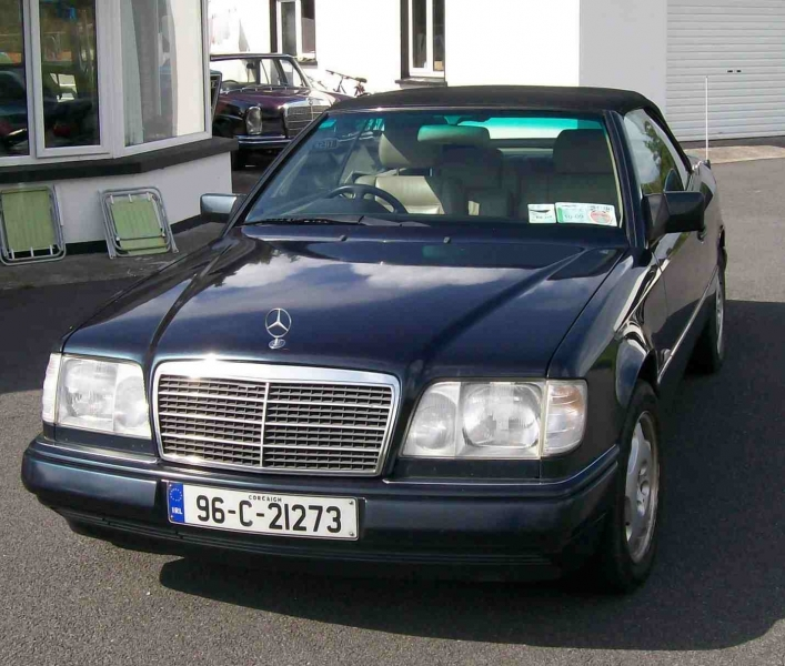 Mercedes Benz E 220 Photos 8 On Better Parts Ltd