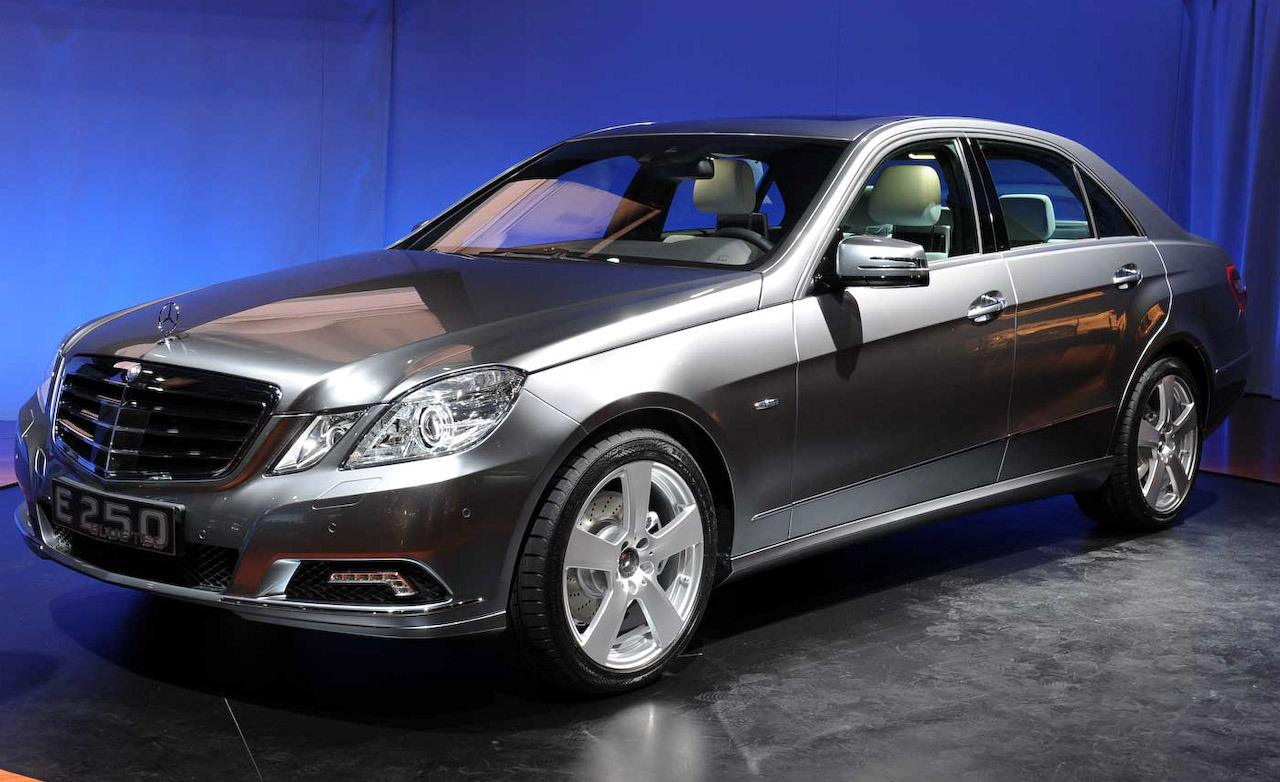 Mercedes benz e 250 technical details history photos on for Mercedes benz e350 accessories