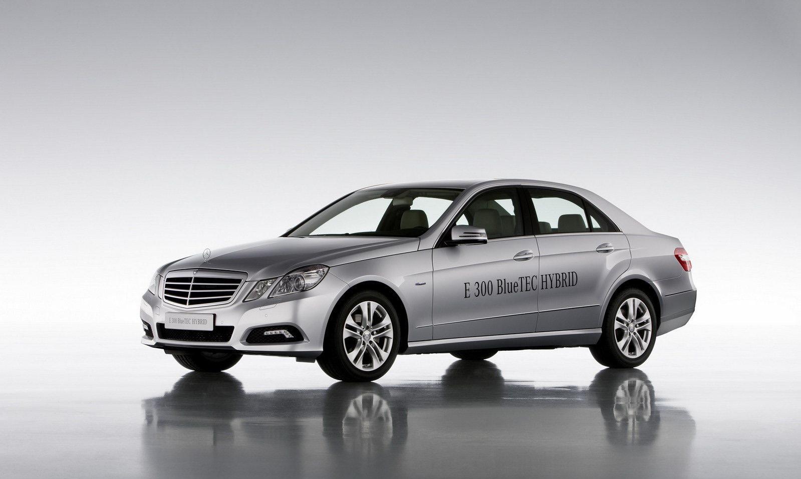 Mercedes benz e 300 hybrid technical details history for Mercedes benz e300 hybrid