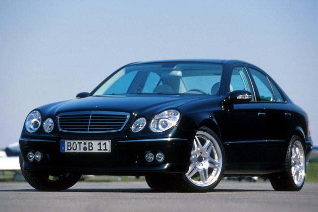 Mercedes Benz E   Matic Elegance