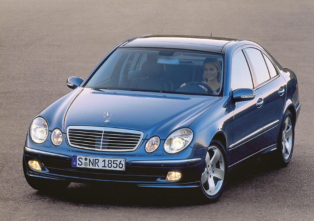 mercedes benz e 320 cdi 4matic technical details history