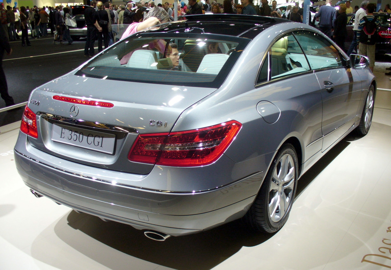 mercedes benz e 350 technical details history photos on better parts ltd. Black Bedroom Furniture Sets. Home Design Ideas