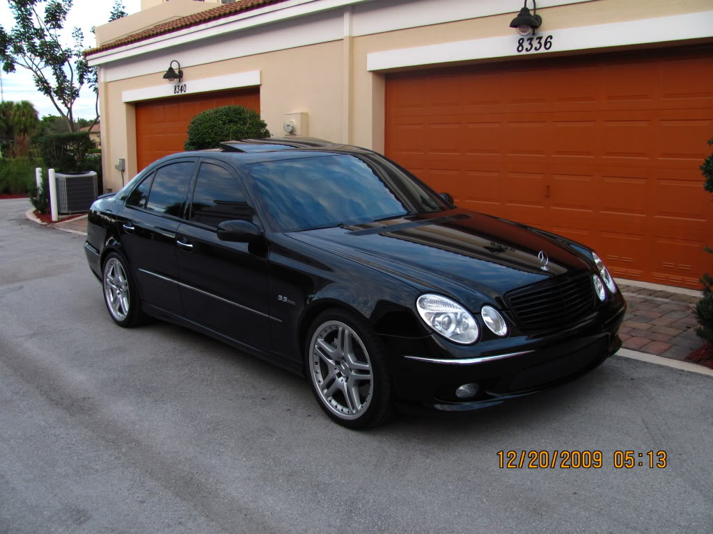 Mercedes benz e 55 amg technical details history photos for Mercedes benz amg parts