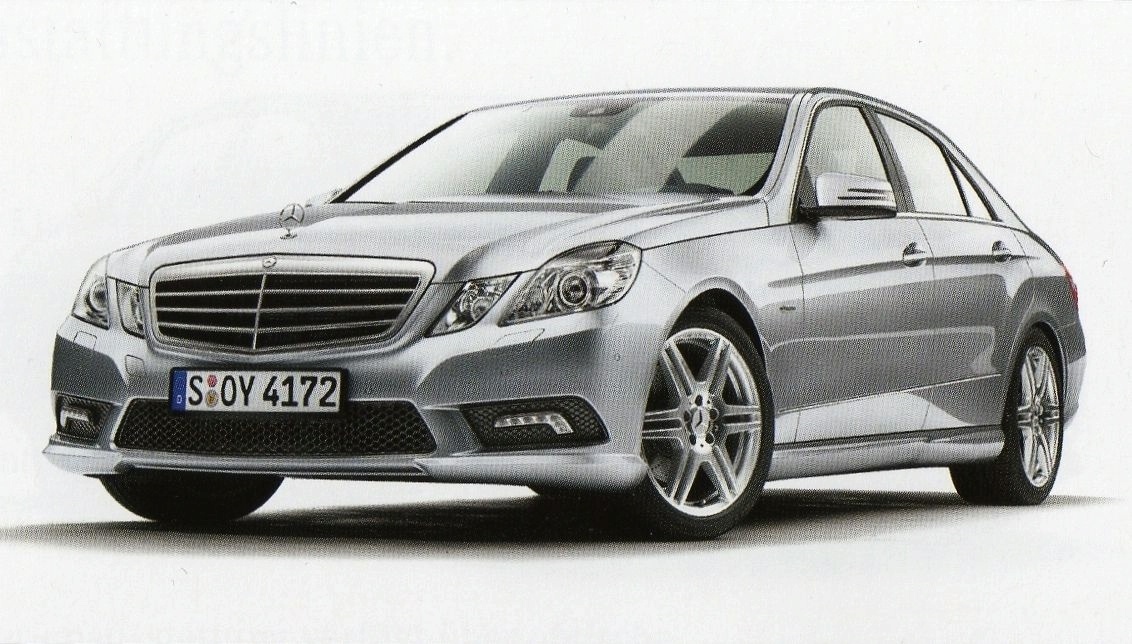 Mercedes-Benz E-Class photo 03