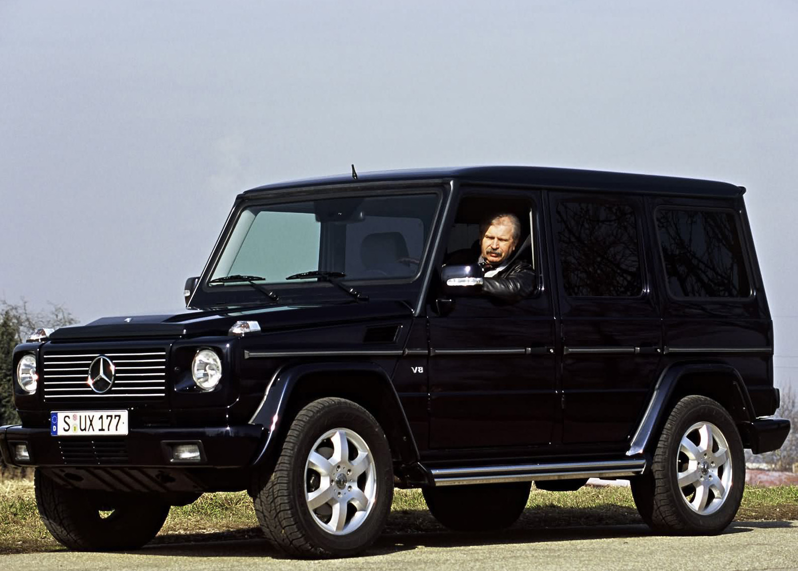 mercedes benz g klasse history photos on better parts ltd