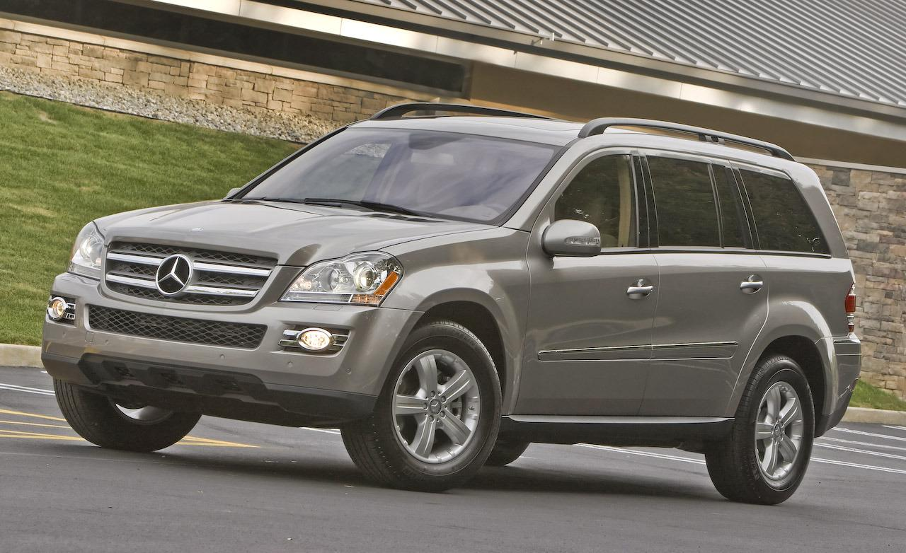 Mercedes benz gl 320 cdi technical details history for 2008 mercedes benz gl450 accessories