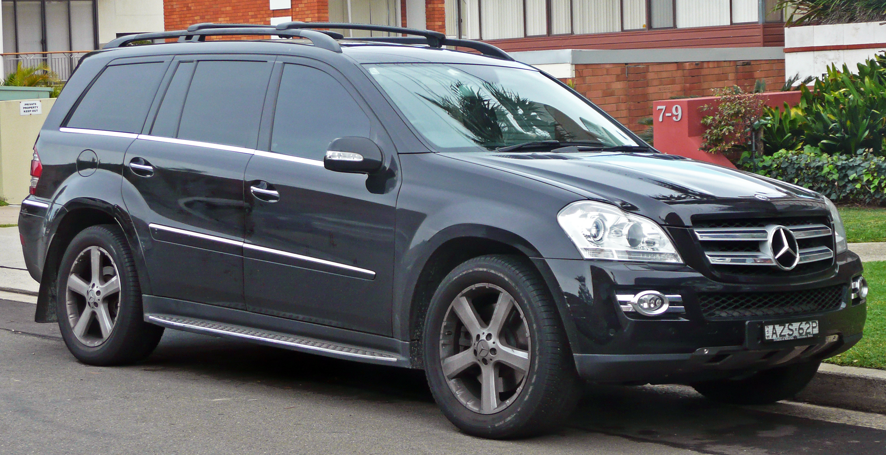 Mercedes benz gl 320 cdi photo 08