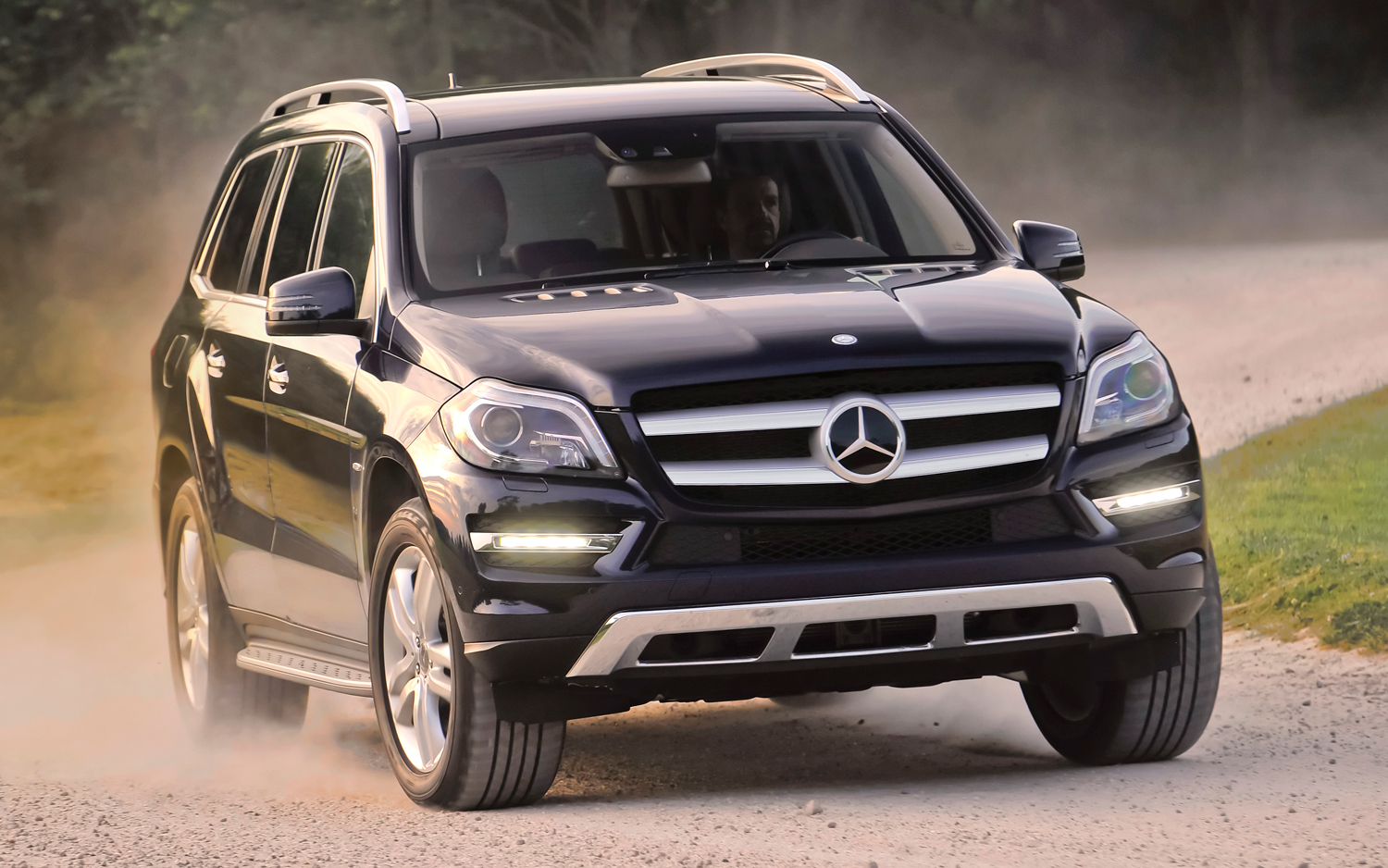 Mercedes benz gl 450 technical details history photos on for Gl mercedes benz