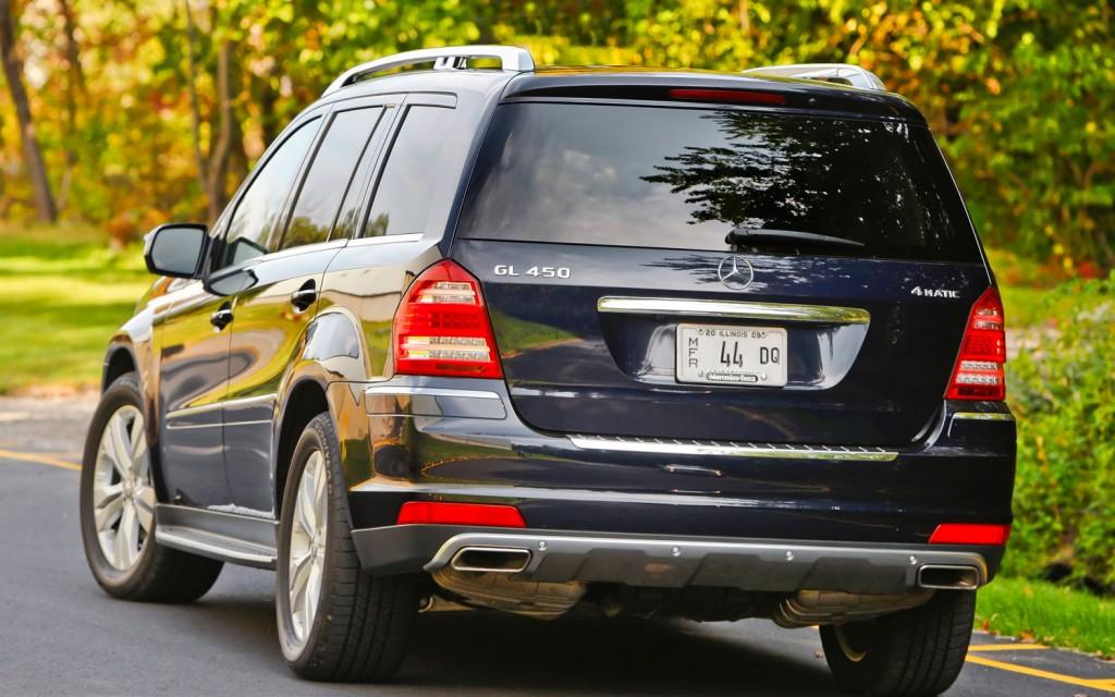 Mercedes benz gl 450 photos 9 on better parts ltd for 2010 mercedes benz gl