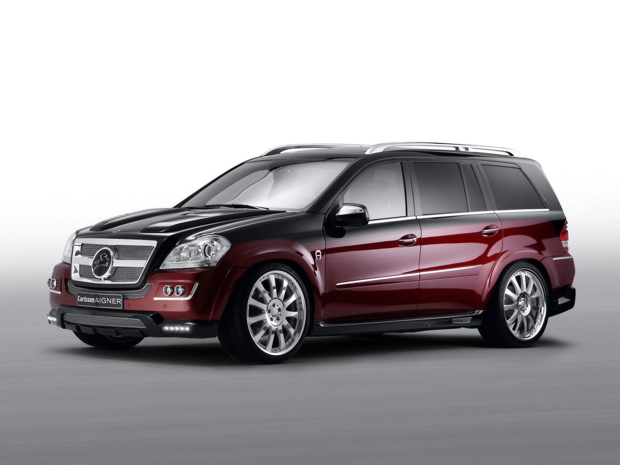 Mercedes benz gl 500 technical details history photos on for Mercedes benz gl series