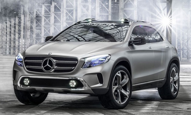 Mercedes-Benz GLA photo 03