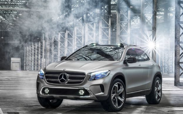 Mercedes-Benz GLA photo 04