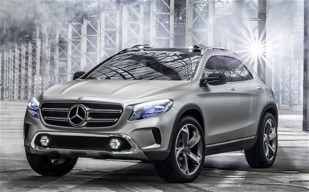 Mercedes-Benz GLA photo 06