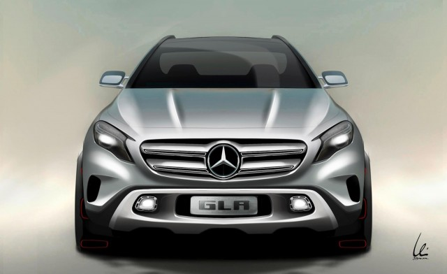 Mercedes-Benz GLA photo 08